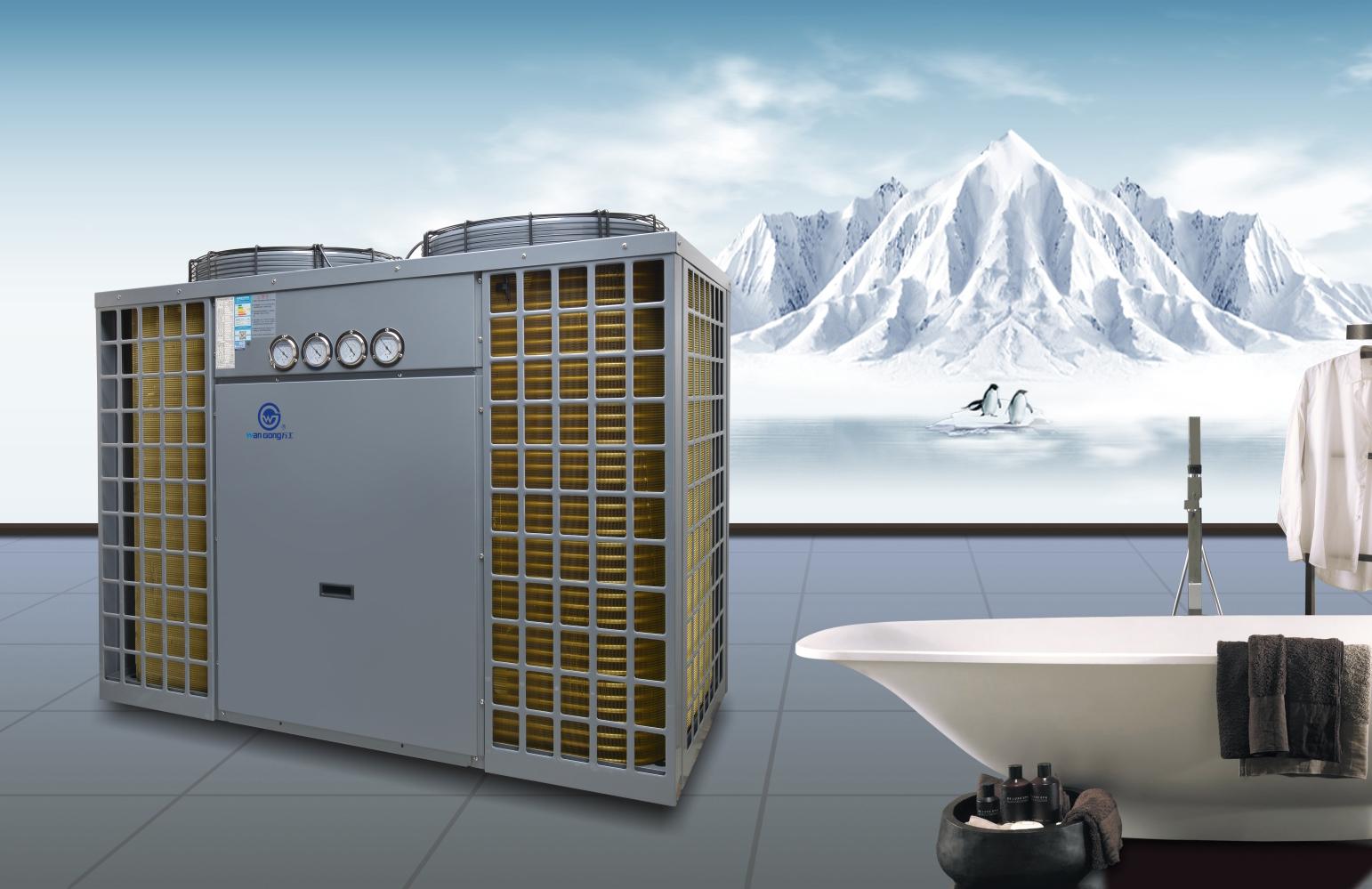 10P采暖热水机
