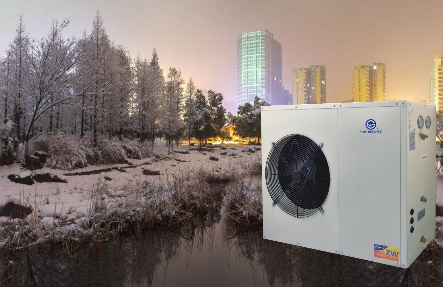 3P采暖热水机